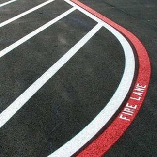 Fire Lane Striping Dallas TX