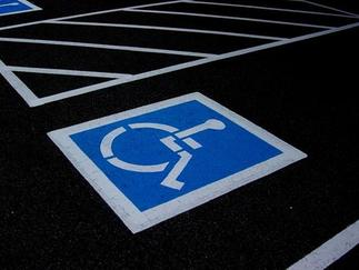 Handicap Pavement Markings Carrollton, Texas