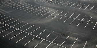 Parking Lot Strips Big Parking Lot